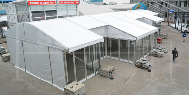 Customed Arcum Concert Tent Sale in US