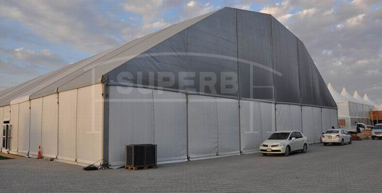 Luxury Wedding Polygon Tent Marquee [BS series]