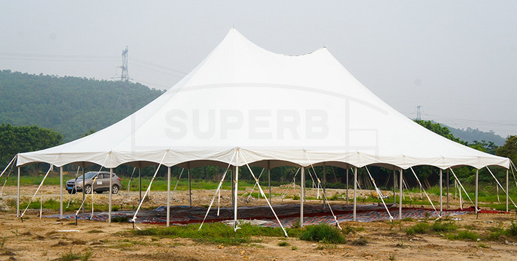 Pole Tent for Event Centre [SS series]