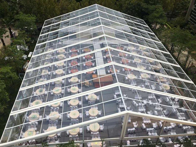 Superb Tent Co., Ltd – 30x40m transparent tent for wedding party
