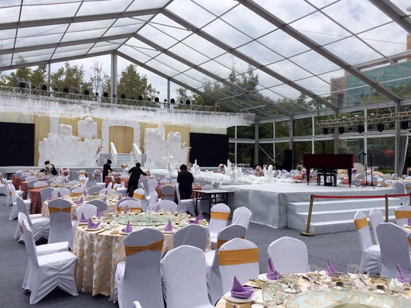 Superb Wedding Tent