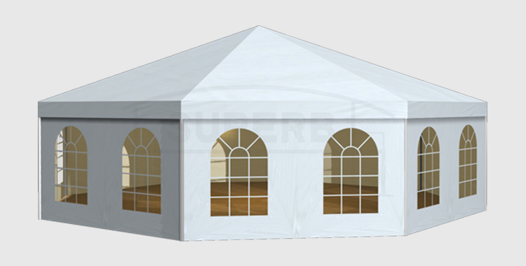Hexagon Diamond Top tent for reception [SS series]