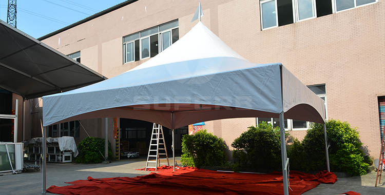 Waterproof PVC Party Pagoda Tent for sale